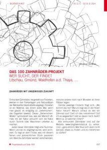 Das 100 Zahnräder Projekt beginnt!!!