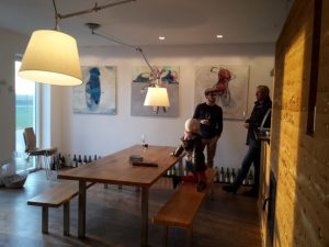Kunst und Wein